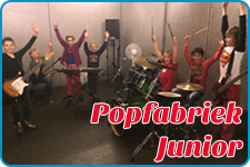 Popfabriek junior